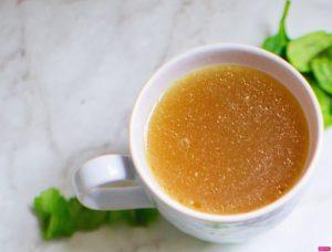 Voici un article sur le bouillon thérapeutique. Je vous explique ici ses bienfaits et comment le cuisiner.