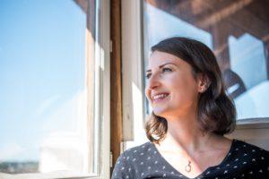 Caroline Lepinteur - J'écris un livre dédié aux personnes atteintes d'une maladie inflammatoire